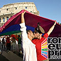 Europride 2011 - le grand jour - the big parade