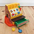 1 caisse fisher price