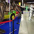 La rencontre entre Jurassic Park et Star Wars