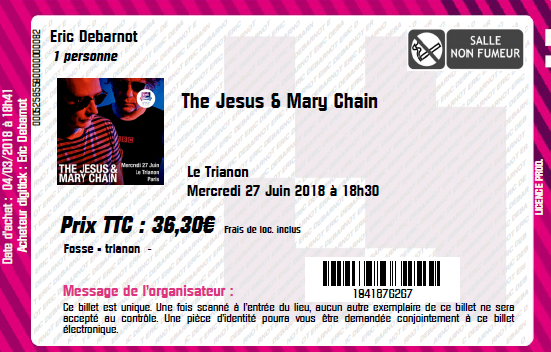 2018 06 27 The JAMC Trianon Billet