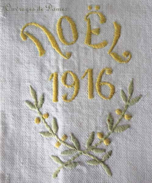 Noël 1916