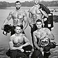 Calendrier des Pompiers 2021