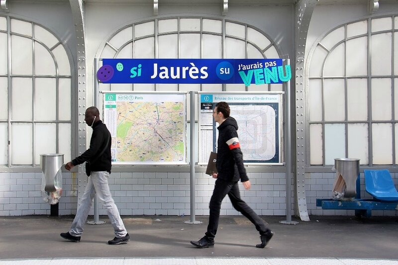 10-Métro - Station détournée 1er avril_0231