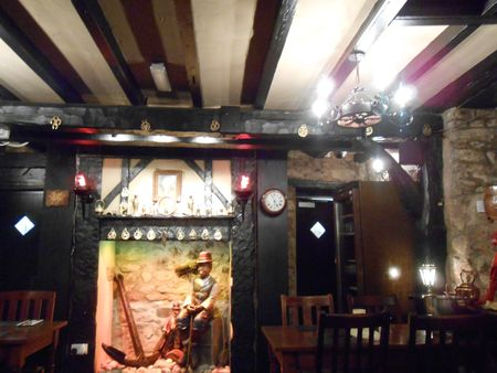 Intérieur du Black Boy Inn (2)