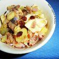 Salade de hareng aux 2 pommes