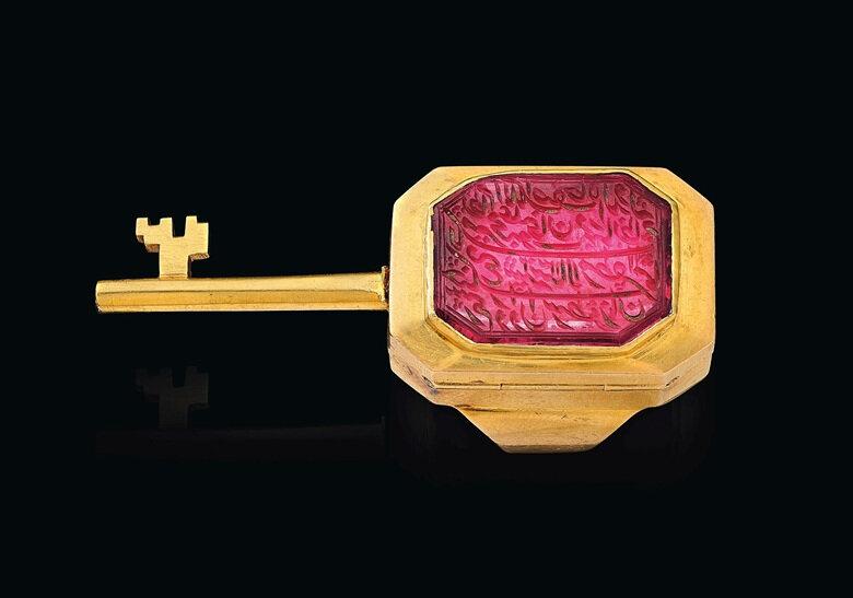ring-key