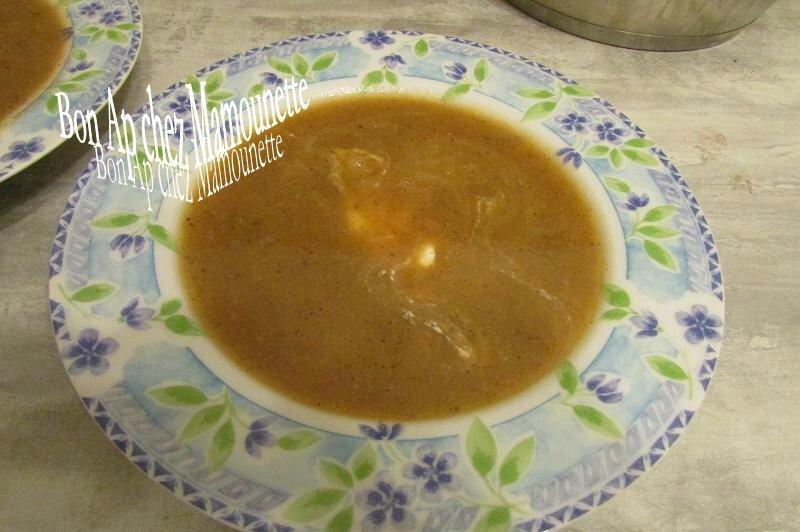 soupe aux légumes variés 012
