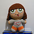 #crochet : super loulou [powerpuff lou-anne]