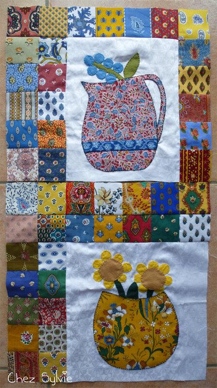 Provençal quilt 18-02-03