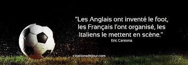 Citation Eric Cantona
