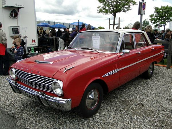 ford falcon 170 4door sedan 1963 a