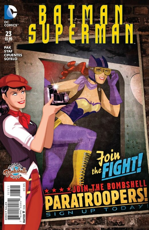 batman superman 23 bombshell variant