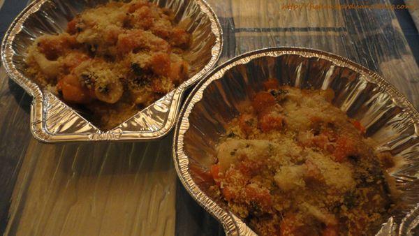 Coquilles aux fruits de mer (2)