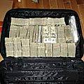 Valise magique d'argent, marabout international