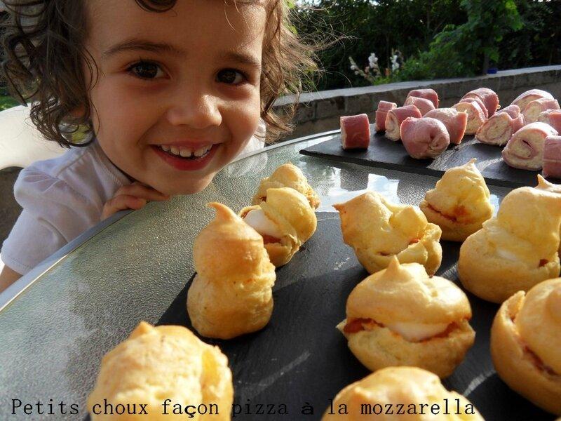 petits choux facon pizza à la mozza (2)