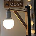 Diy lampadaire tasseau - équerre facile !
