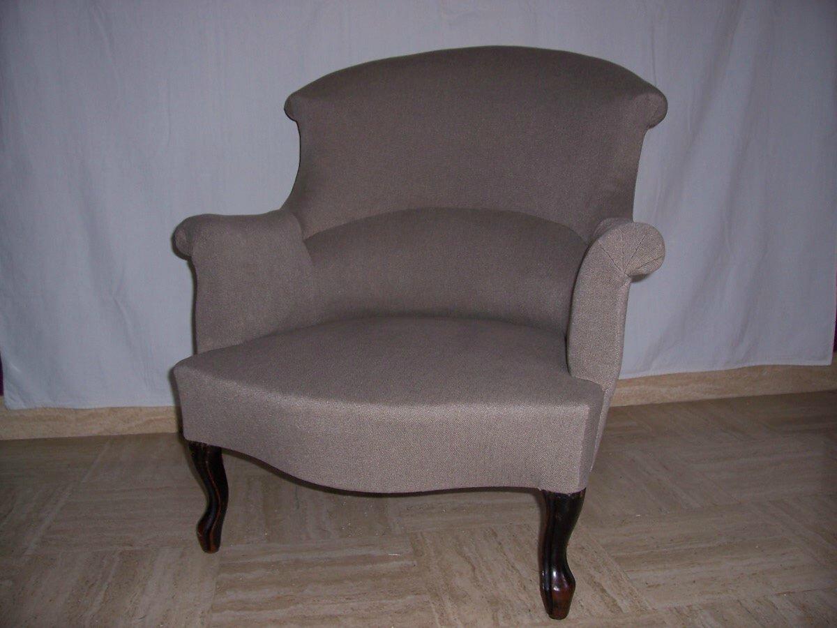 fauteuil crapaud napolon iii - Fauteuil Napoleon 3