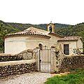La chapelle saint-barula de saint-bosc