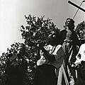 fête de la Sainte Marie-Madeleine en 1975 à la Sainte-Baume