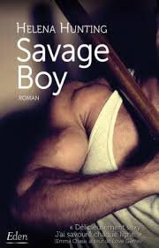 Savage Boy de Helena Hunting