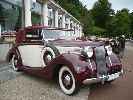 PACKARD Six convertible 1938 Baden Baden (1)
