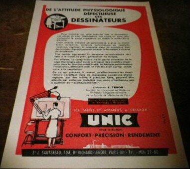 Publicité UNIC