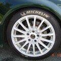 les nouveaux pneus Michelin 77M