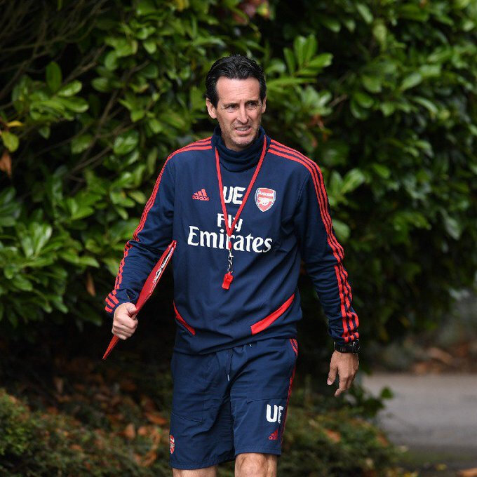 Le message d'adieu d'Emery a Arsenal !