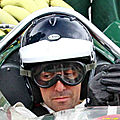 Casque FRANCHITTI Dario - Goodwood 2013 HL_GF
