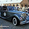 Jaguar mkv drophead coupe de 1949 (paul pietsch classic 2014)