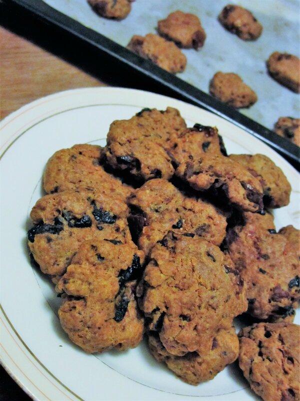 cookies salés Kmillesaveurs