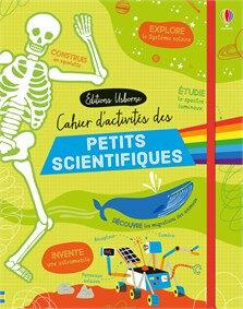 cahier petits scientifiques