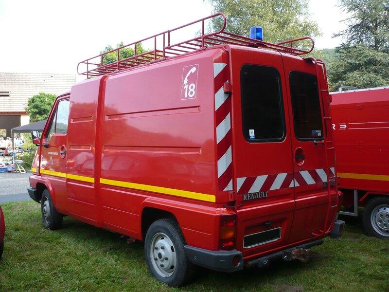RENAULT Master T30 Sapeurs Pompiers de Moselle Philippsbourg (2)
