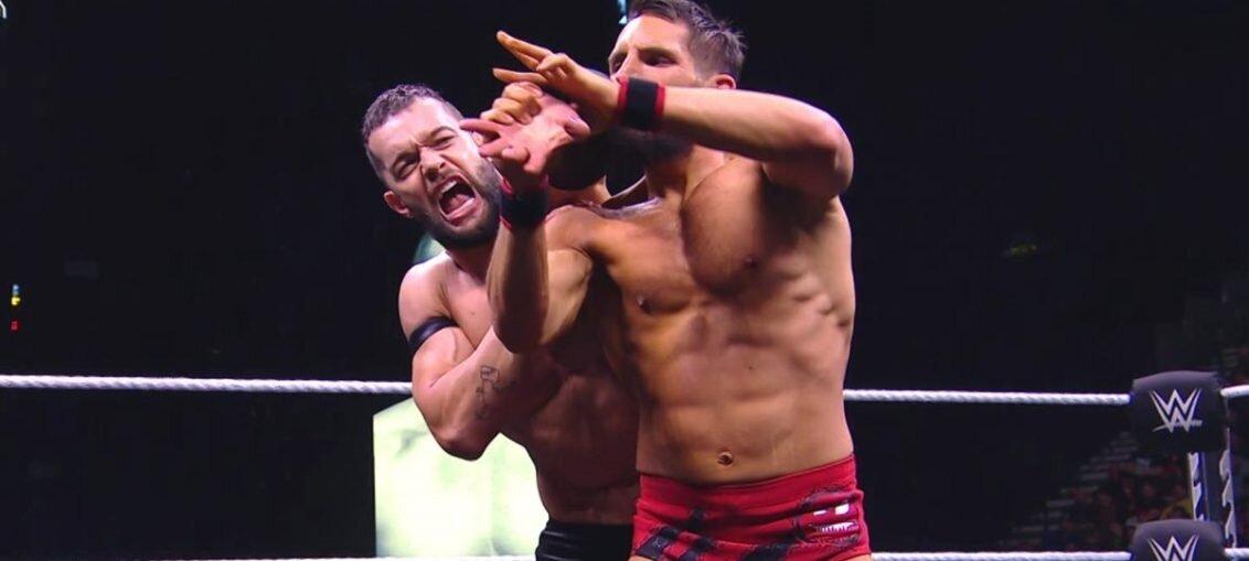 NXT TakeOver Portland 2020 - Résultats et Vidéos