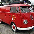 Volkswagen t1 combi feuerwehr-1961