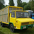 BERLIET Stradair 50 bétaillère 1969 Madine (1)