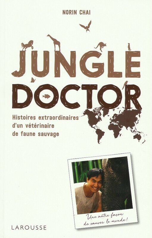 JUNGLE DOCTOR DE NORIN CHAI