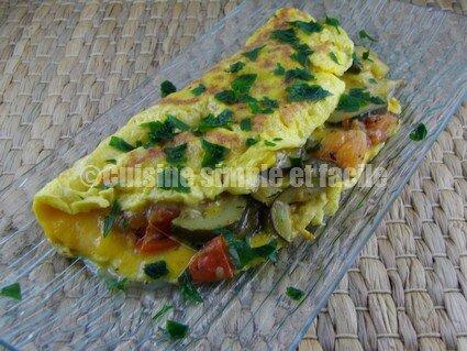 omelette ratatouille 04