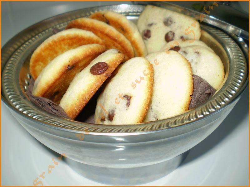 cookies sans oeufs 1