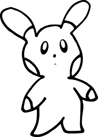 lapin_coloriage