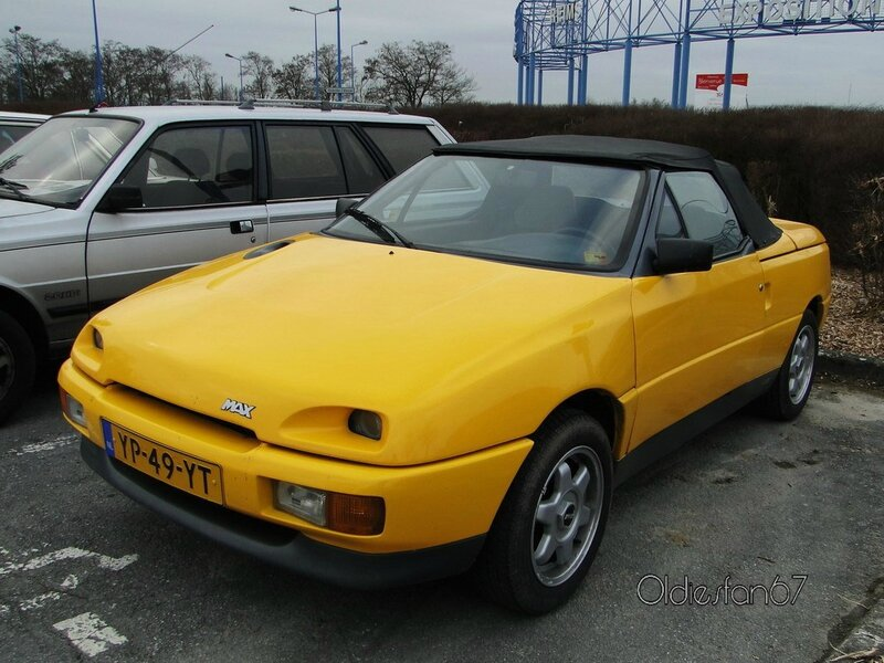 max roadster 1990 a