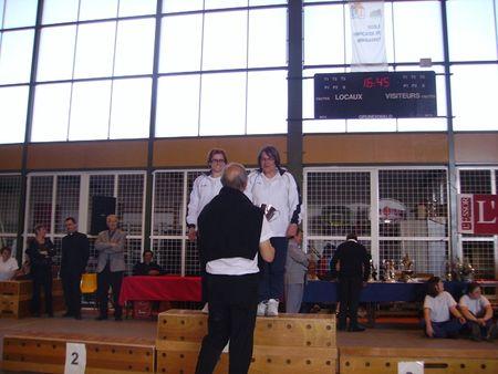 coupe départementale 2012 podium coq