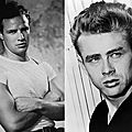 Bio … marlon brando . james dean - les amants sm d'hollywood ?