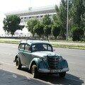 Retour à bishkek (26 et 27 juin 2007