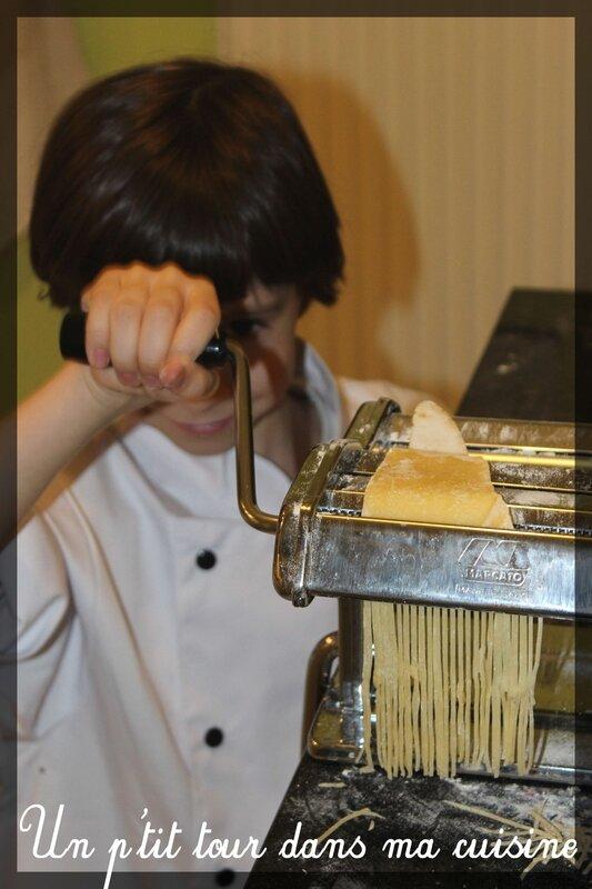 Machine pâtes