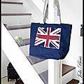 Le sac cabas london sous le sapin