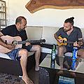 Nuku Hiva david guitare