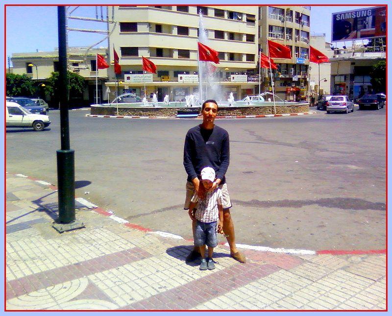 Moumen & Yahia Meknes Juillet 2008