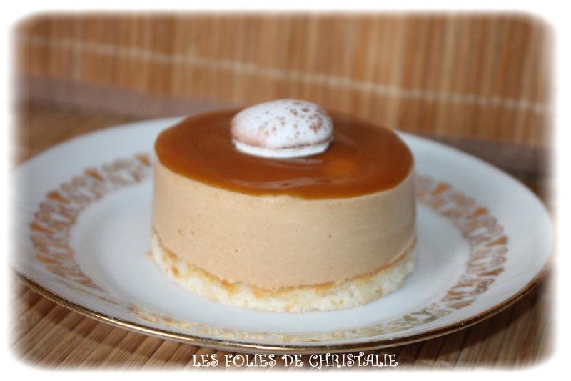 Petit bavarois abricots 6