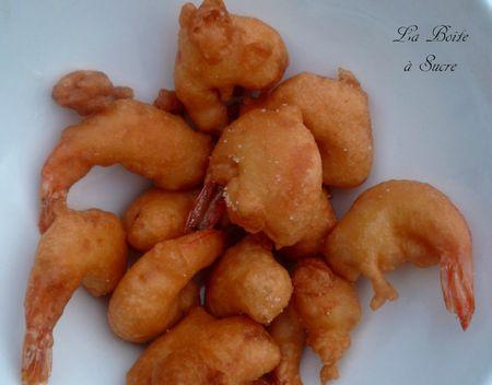Beignet crevettes 2